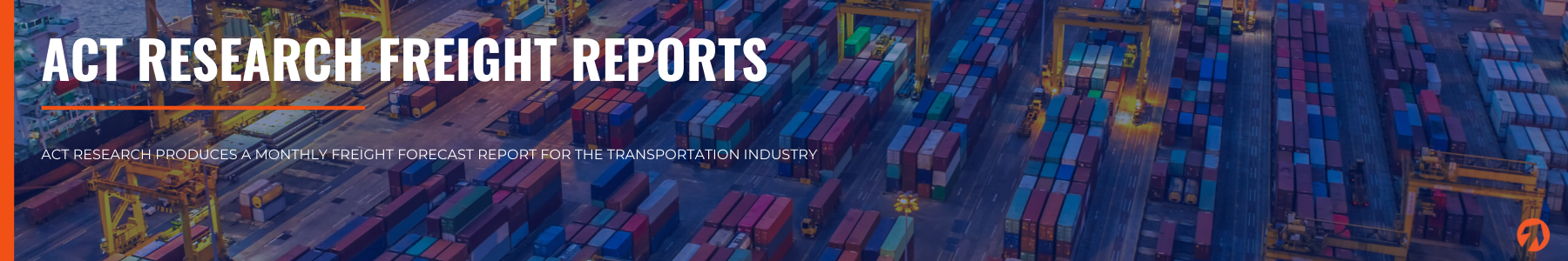 ACT Research Freight